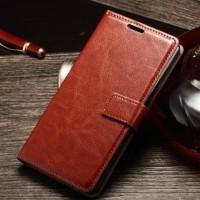 FLIP COVER WALLET Lenovo Vibe Shot Z90 leather case dompet kulit hp