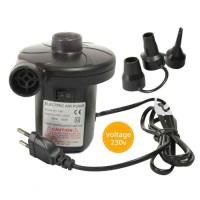 Pompa Angin & Vacuum Elektrik 2 in 1 Electric Air Pump Sofabed Airbed