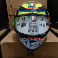 HELM FULL FACE AGV K1 IANNONE 2013
