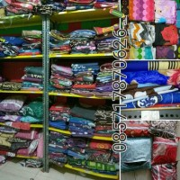 Sarung / Cover Katun Inoac Kasur, Kasur Lipat, Sofa Lipat, Sofa Bed