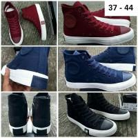 Sepatu Sneakers Converse All Star The Flash Premium High Tinggi