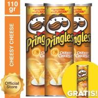 [Buy 3 Get 1] Pringles Cheese 110 gr