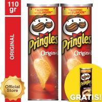 Buy 2 Original 110gr Get 1 Hot&Spicy 110gr