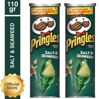 [Buy One Get One Free] Pringles Salt & Seaweed 110gr