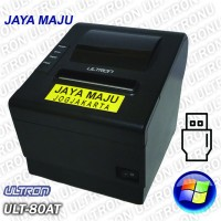 PROMO PRINTER THERMAL 80 MM ULTRON ULT-80AT AUTO CUTTER HIGH SPEED