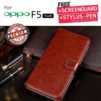 Harga Flip Case Oppo F5 Travelbon.com