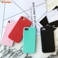 Candy Soft Case Iphone 5 6 6s 6+ 7 7+ 8 PLUS X Matte Casing