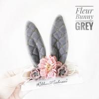 fleur bunny grey