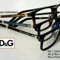 Frame Kacamata minus D G Dolce Gabbana new trendy BEST PRODUCT