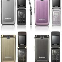 HP Flip lipat Samsung S3600 NOS, Motorola flip lipat, Nokia lipat