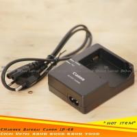 Charger LC-E8C Kamera DSLR Baterai LP-E8 Canon EOS 550D 600D 650D 700D