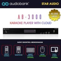 STAR AUDIO-AUDIOBANK AB-3000 + HDD 4 TERA 88.000 LAGU(FREE DOWNLOAD