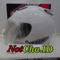 Helm Best1 INK Centro KW Supeer Putih