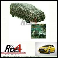 Sarung Mobil - Body Cover Army 2 Baris Kecil NEW Agya 2017