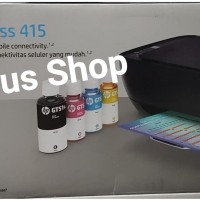HP PRINTER INK TANK 415 ALL IN ONE PRINT, SCAN, COPY, WIRELESS