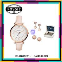Jam Tangan Wanita Fossil Original ES4202SET ES4202 Jacqueline MURAH