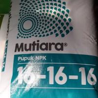 Pupuk NPK Mutiara 16 Rp.10.000