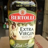 Minyak Zaitun Italia Bertolli Extra Virgin Olive Oil 500 ML