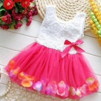 baju gaun pesta untuk bayi dan anak perempuan