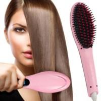 SISIR PELURUS RAMBUT / CATOKAN SISIR / FAST HAIR STRAIGHTENER