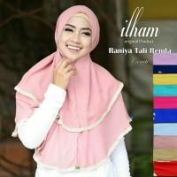 Jilbab Instan Raniya Tali Renda / Hijab langsung pakai