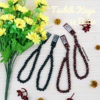 Tasbih Kayu 33/Tasbih Murah/Souvenir Oleh Oleh Haji dan Umroh