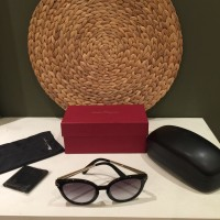 New Salvatore Ferragamo Sunglasses - Kacamata Hitam Baru SF