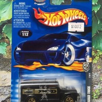 $10012||Hot Wheels Armored Truck