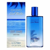 Ready Stock Davidoff Cool Water Exotic Summer For Men Edt 125ml New