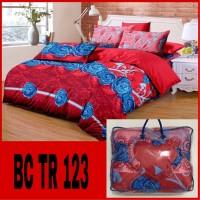 Bed Cover Set Murah Motif Terbaru