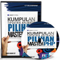 JUAL DVD VIDEO TUTORIAL TRIK DAN TIPS APLIKATIF MASTER DI Kare