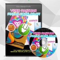 DVD Video Tutorial Corel Draw Terlengkap | CD TUTORIAL DI Kasembon