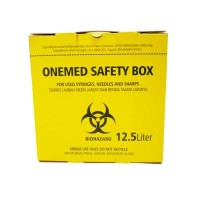 Safety Box 12,5 Liter OneMed