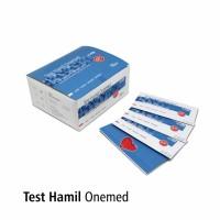 Tes Hamil OneMed box isi 50pcs