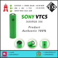 AUTHENTIC BATERAI 18650 SONY VTC5 VTC 5 PROMO 26-11-16 S/d 27-11-16