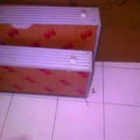 Neon Box ukuran 100 x60 x13 + sticker vinil