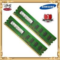 Ram 4Gb DDR3 Samsung PC 10600U garansi 1 tahun