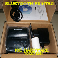Zjiang ZJ5802 Printer Mini Portable Bluetooth Wireless Garansi Murah