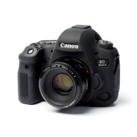 Easy Cover / Camera Case / Casing for Canon 6D II (Black)