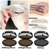 NOVO Eyebrow Stamp/ Stamping Alis/ Stempel Alis/ Cetakan Alis