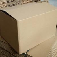 Kardus Polos Box Karton Murah 60 x 40 x 30
