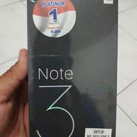 Xiaomi Mi Note 3 NEW/BNIB 6/64gb BLACK