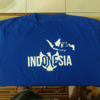 Jual KAOS INDONESIA,  BAJU CINTA INDONESIA,  TSHIRT INDONESIAKU Murah