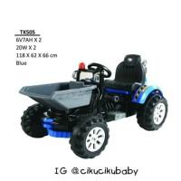 [PO] Unikid TK505 ATV Traktor Bak Depan / mainan anak