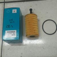 filter oli peugeot 206 thn 2001s/d2004 mrek pro