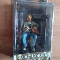 kurt cobain action figure unplugged