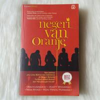 Negeri Van Oranje - Novel Bekas Second Hand