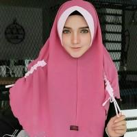 jilbab bilqis / jual kerudung murah grosir Bandung / hijab kekinian