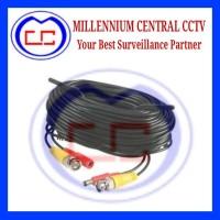 Kabel Cctv 20M BNC & DC