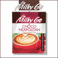 Go Milky Go Choco Neapolitan